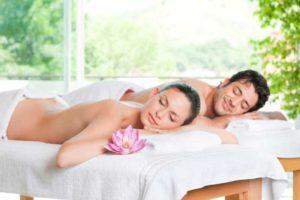 Promotion sur les massages duo