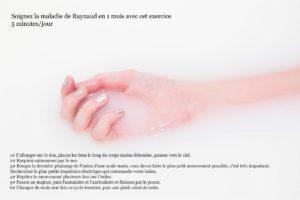 Comment soigner la maladie de Raynaud avec un exercice rapide de méditation ?